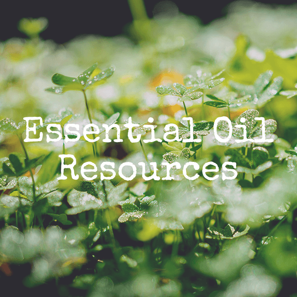Essential Oil Resources, Articles, eBooks, and more