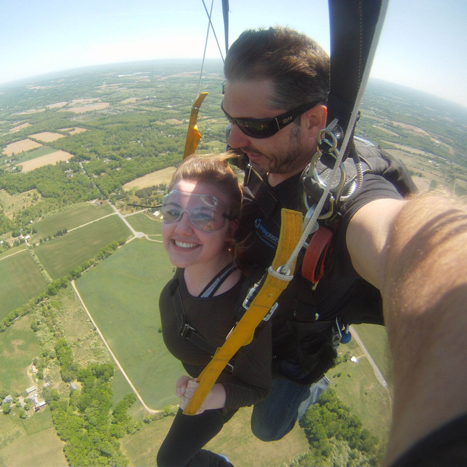 Living the High Altitude Lifestyle Skydiving